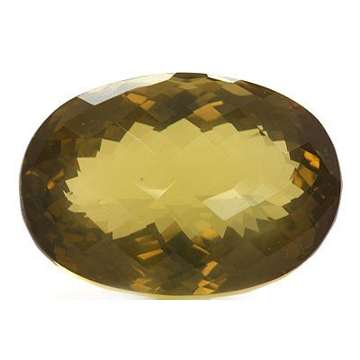 Natural Lemon Topaz Checkered Oval Cut 25x35mm estimate