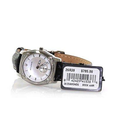 Genuine Bulova Accutron Pemberton Ladies Watch - 26R39