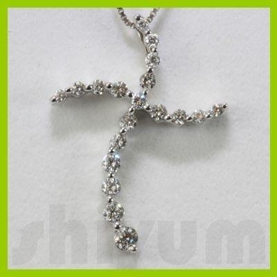 Genuine 0.47ctw Diamond Necklace 14k Gold 1.85g