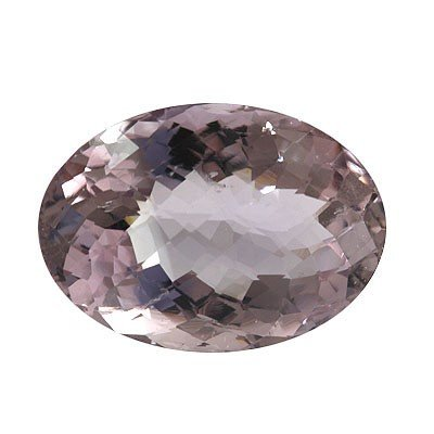 Natural Amethyst Checkered Oval Cut 20x27mm 42.26ctw