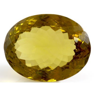 Natural Citrine Oval Cut 23x35mm 1 pc/lot 70.77 ctw