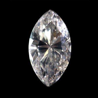Genuine Marquise Loose Diamond 0.81ctw, G-H color/SI-I