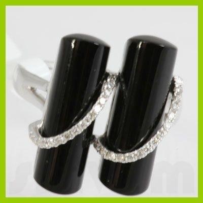 Genuine  0.13 ctw Diamond Ring 18KT White Gold