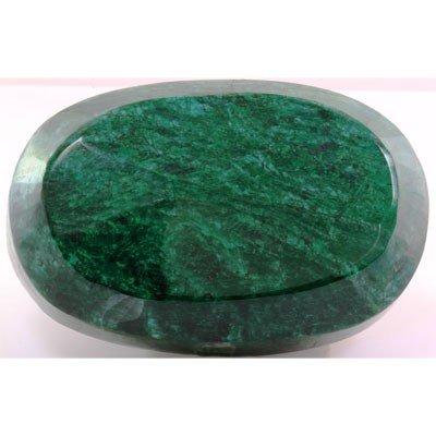 Natural Oval Shape Emerald Beryl Gemstone 4687ctw