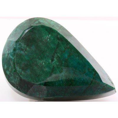 Natural Pear Shape Emerald Beryl Gemstone 2742.5ctw