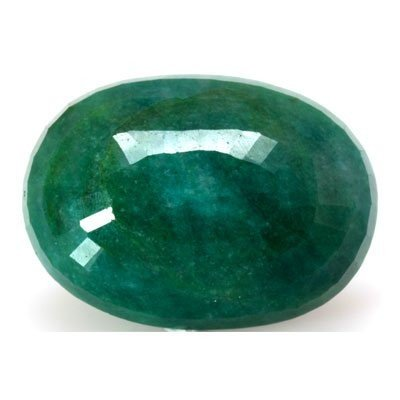 Natural Oval Shape 86.67 ctw Emerald Beryl Gemstone