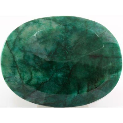 Natural Oval Shape Emerald Beryl Gemstone 1676.5ctw