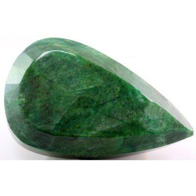 Natural Pear Shape Emerald Beryl Gemstone 1945ctw