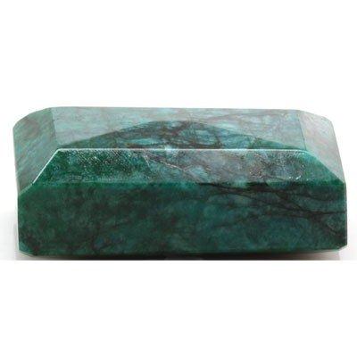 Natural Emerald Cut Emerald Beryl Gemstone 947.15 ctw