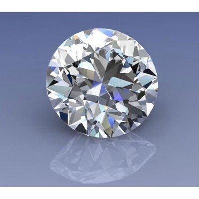 Certified 1.50 ctw Diamond Loose 1 Round VS2, E