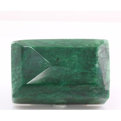Natural Emerald Shape 126.96 ctw Emerald Beryl Gemstone