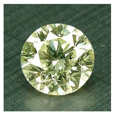 GIA Certified 0.69 ctw Round Brilliant Diamond, VVS1, J