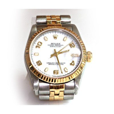 Rolex Oyster Perpetual Lady's Watch (slight use)