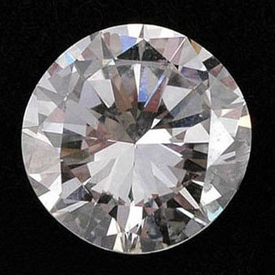 GIA Certified 0.78 ctw Round Brilliant Diamond, VVS2, E