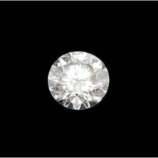 Certified 5.05 ctw Diamond Loose EGL Ideal 1 Round