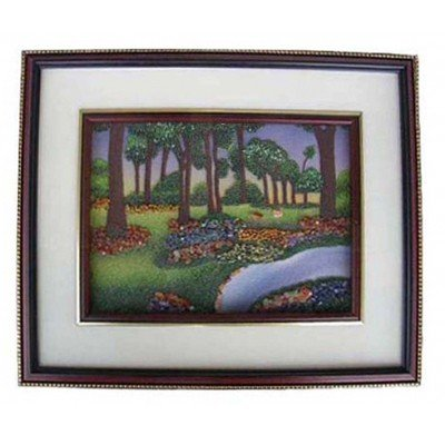 Gemstone Painting River (3D) - Approx. Wgt. 2.5 kgs.