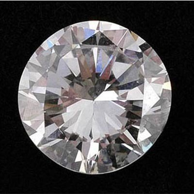 GIA Certified 0.73 ctw Round Brilliant Diamond, SI2, D