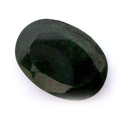 71.25 ctw Loose Emerald Oval cut