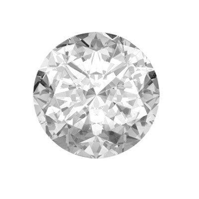 GIA Certified 0.70 ctw Round Brilliant Diamond, SI1, F
