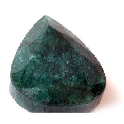 Natural 68.7ctw Emerald Pear Shape Stone