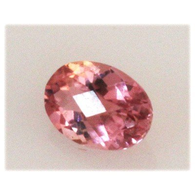 Natural 3.71ctw Pink Tourmaline Oval Cut (5) Stone