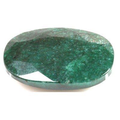 Natural 108.3ctw Genuine Emerald Emerald Cut Stone