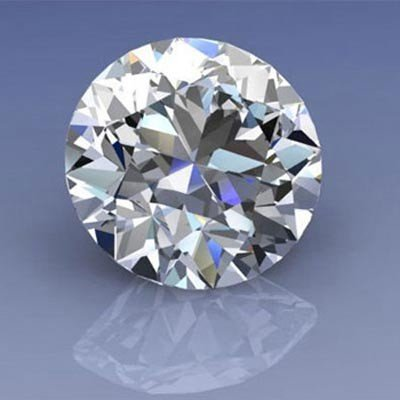 GIA Certified 1.01 ctw Round Brilliant Diamond, SI1, I