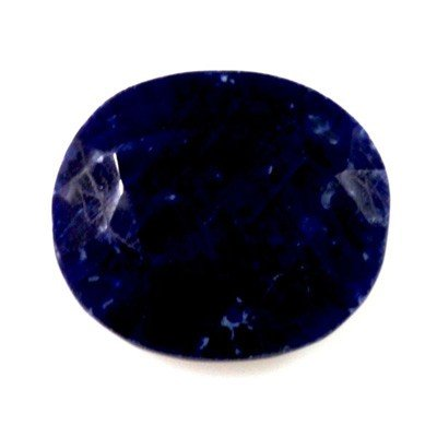 Natural African Sapphire Loose 37.2ctw Oval Cut
