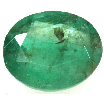 Natural 2.99ctw Emerald Oval Stone