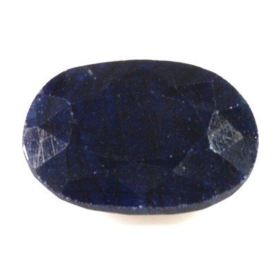 Natural African Sapphire Loose 21.3ctw Oval Cut