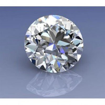 EGL Certified 0.49 ct ROUND BRILLIANT  G, VS2