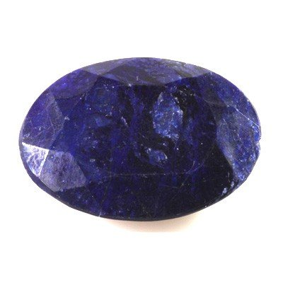 Natural African Sapphire Loose 41.65ctw Oval Cut