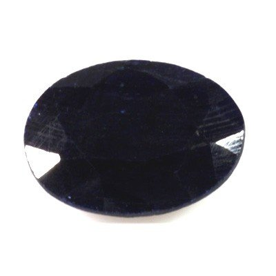 Natural African Sapphire Loose 11ctw Oval Cut