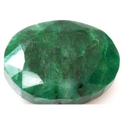 Natural 8.75ctw Emerald Oval Stone