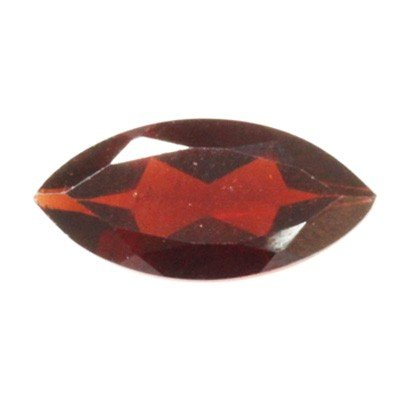 Natural 3.23ctw Red Garnet Marque 7.5x15 Stone