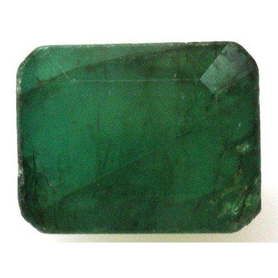 Natural 3.87ctw Emerald Emerald Cut Stone