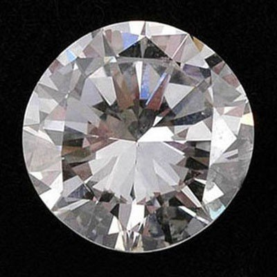 GIA Certified 0.73 ctw Round Brilliant Diamond, VVS2, G