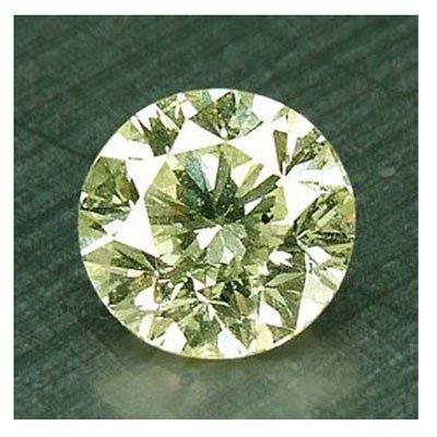 GIA Certified 0.69 ctw Round Brilliant Diamond, VVS1, J