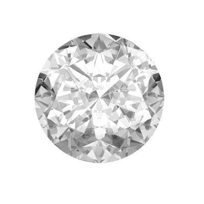 GIA Certified 0.79 ctw Round Brilliant Diamond, SI2, G