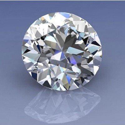 GIA Certified 0.73 ctw Round Brilliant Diamond, SI2, D