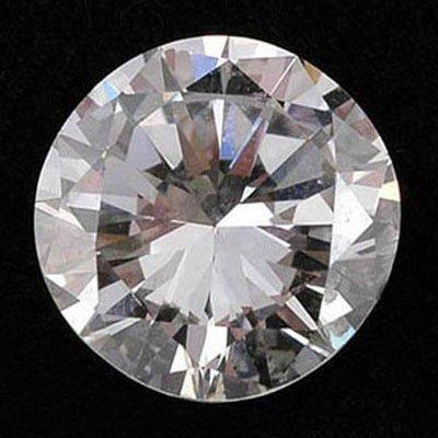GIA Certified 0.81 ctw Round Brilliant Diamond, VS2, E