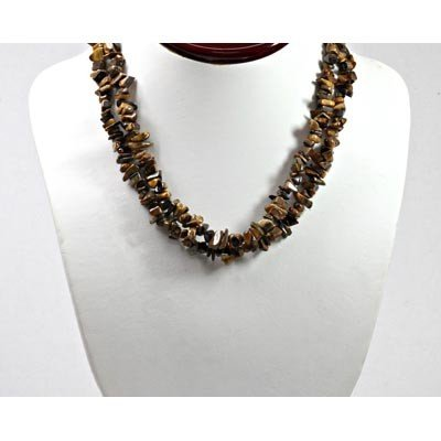 Tiger Eye Beads -Uncut 391.70 ctw