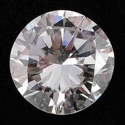 GIA Certified 0.81 ctw Round Brilliant Diamond, VS2, E