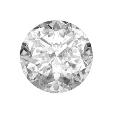 GIA Certified 0.75 ctw Round Brilliant Diamond, VS1, D
