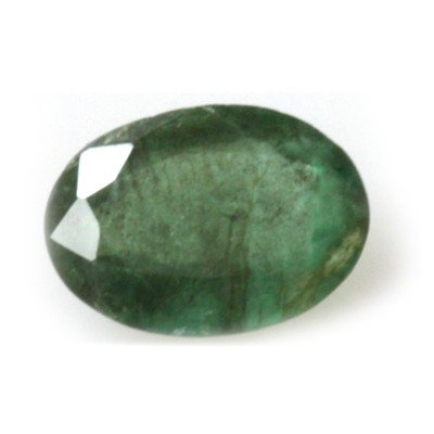 Natural 3.1ctw Emerald Oval Cut Stone