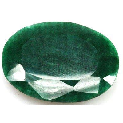 African Emerald Loose Gems 239.84ctw Oval Cut
