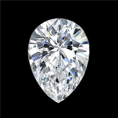 Diamond EGL Cert. ID:3011350215 Pear 4.01 ctw G, Si2