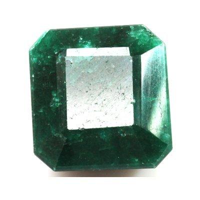 African Emerald Loose Gems 243.88ctw Square Cut