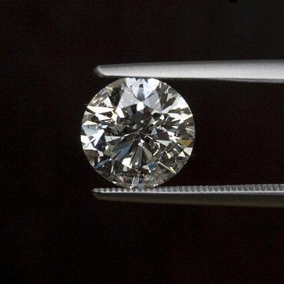 Diamond EGL Cert. ID: 3112330114 Round 2.17 ctw D, SI1