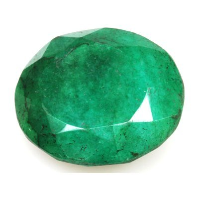 African Emerald Loose Gems 78.37ctw Oval Cut